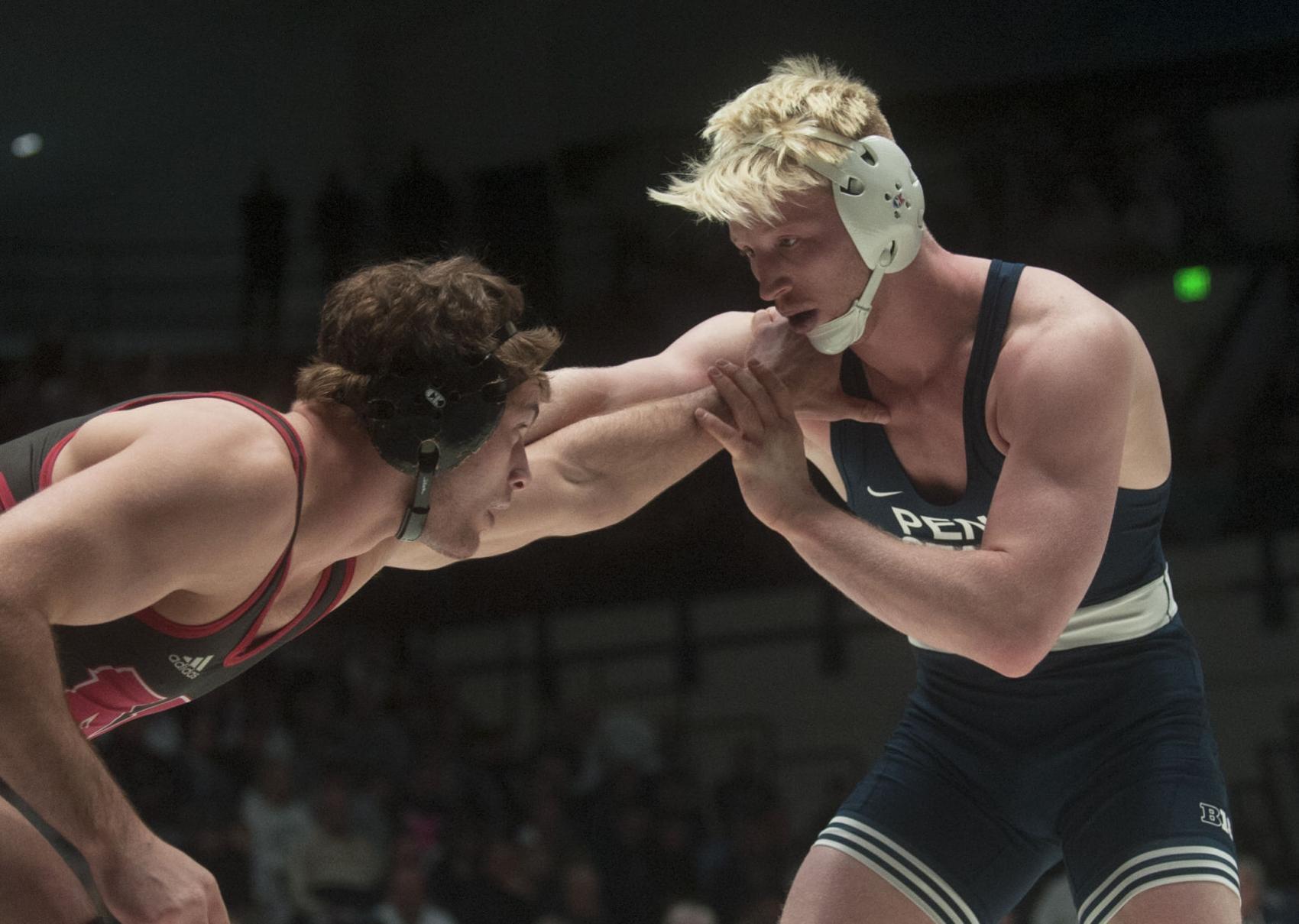 DAILY COLLEGIAN: Former Penn State wrestler Bo Nickal claims U23 Senior World championship crown at 92 kg