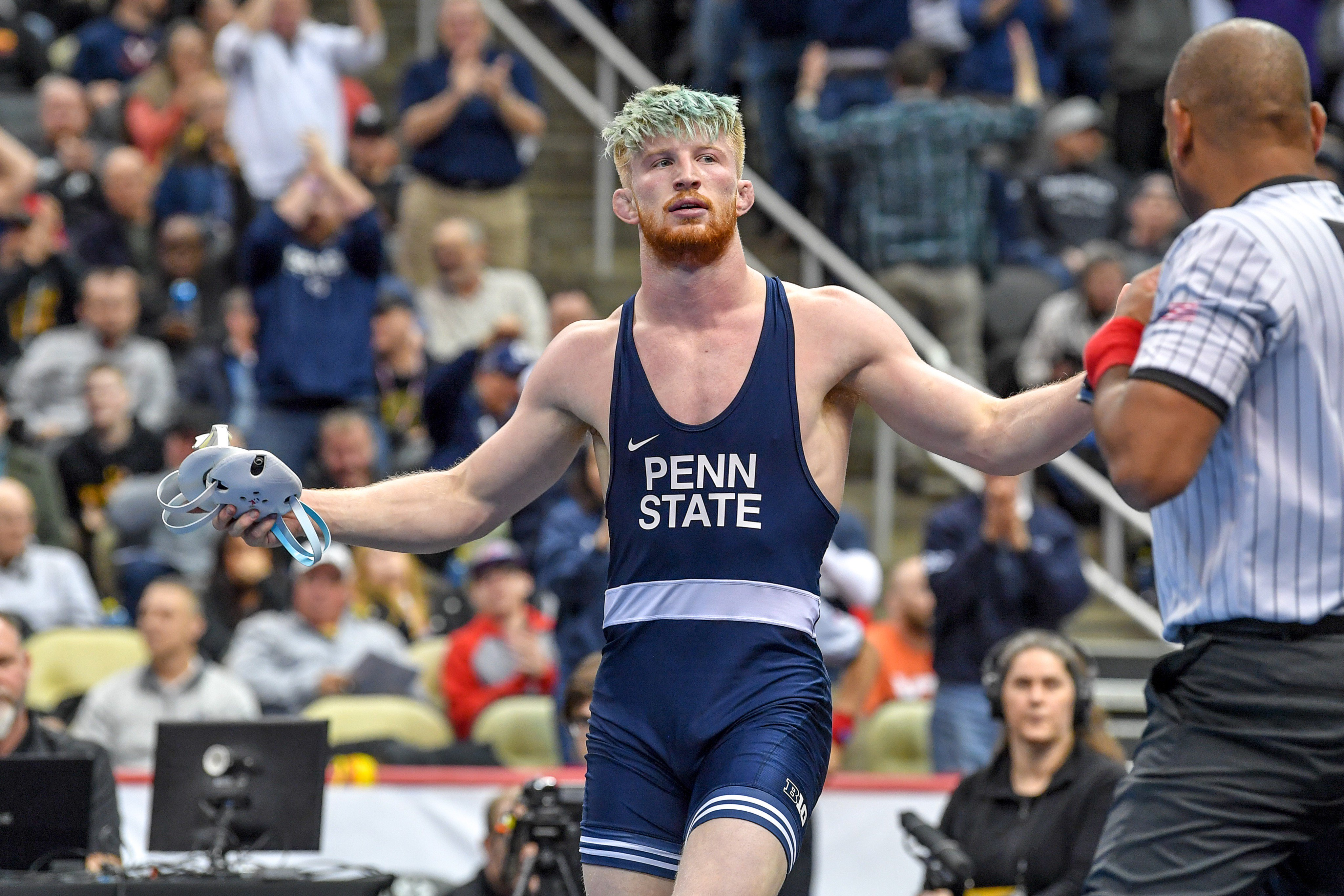 Penn State wrestling: Bo Nickal wins the Hodge Trophy